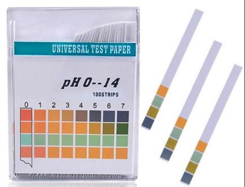pH Test Paper